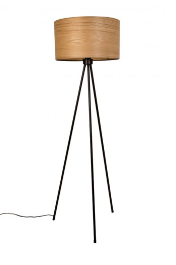 Verlichting Woodland floor lamp Dutchbone