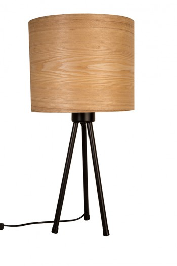 Verlichting Woodland table lamp Dutchbone