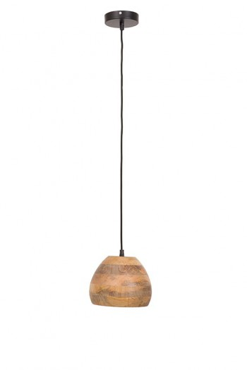 Verlichting Woody pendant lamp Dutchbone