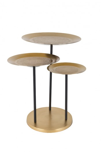 Tafels Zatar side table Dutchbone