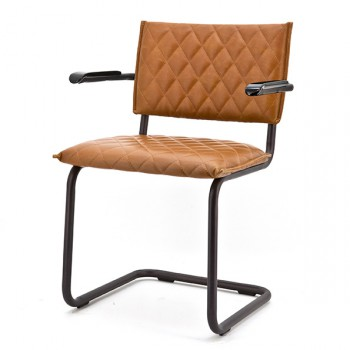 Stoelen Chair Vesper with arm Eleonora