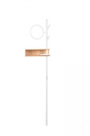 Decoratie Kandy coat rack Zuiver