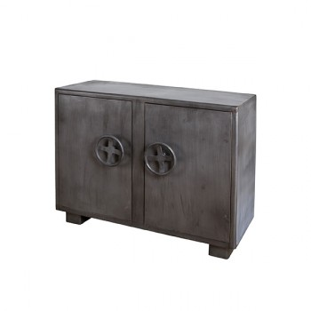 Kasten Sideboard Locker 2 doors Eleonora