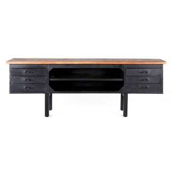 Kasten TV-cabinet 6 drawers Eleonora