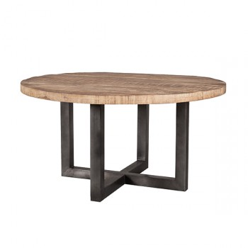 Dining table Mango 150x150 meubelcollecties