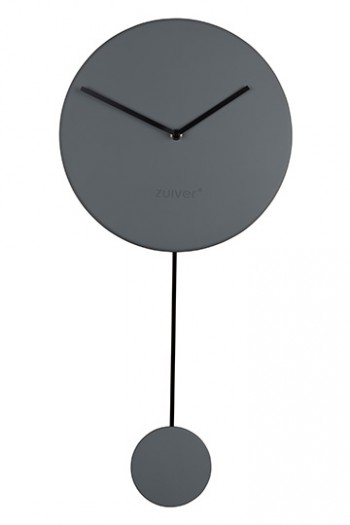 Decoratie Minimal clock Zuiver