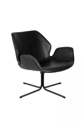 Zetel Nikki lounge chair Zuiver