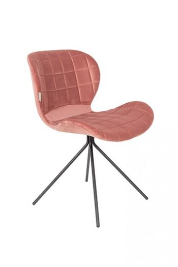 OMG velvet chair