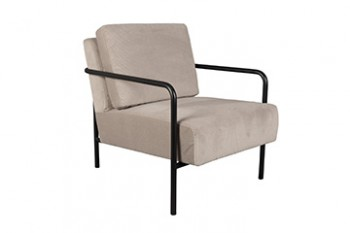 Zetel X-Bang lounge chair Zuiver