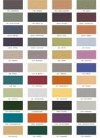 Flamant Paint Kleurenkaart Flamant Paint