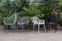 stoel Albert Kuip garden armchair Zuiver