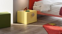 Kast BASE BEDSIDE TABLE NIDI kinderkamers - Tienderkamers
