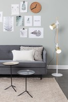 Verlichting Ivy floor lamp Zuiver
