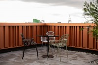 Tafel Albert Garden bistro table Zuiver
