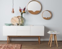 Decoratie Round Wall Zuiver