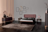 Bed AMBRA bed Tonin Casa