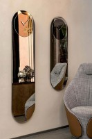 Accessoire Timeless mirror clock Tonin Casa