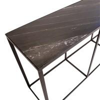 Tafels Sidetable marmer - 180x40 Eleonora