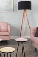 Verlichting Tripod copper Zuiver