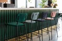 stoel Benson counter stool + barstool Zuiver