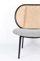 Zetel Spike lounge chair Zuiver