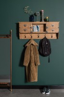 Decoratie Amador coat rack Dutchbone