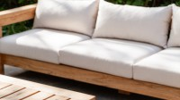 Lounge HOEKBANK 4-ZITS Thuyn - Massieve tuinmeubelen