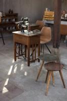 Tafels Bast side table Dutchbone