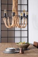 Verlichting Beads pendant lamp Dutchbone