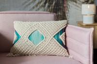 Decoratie Evi pillow Zuiver