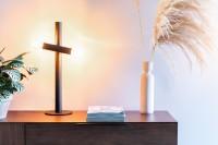 Verlichting Hawk table lamp Zuiver