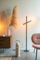 Verlichting Hawk floor lamp Zuiver