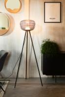 Verlichting Smokey floor lamp Zuiver