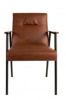 Stoelen Fez armchair Dutchbone