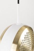 Verlichting Gringo pendant lamp flat Zuiver