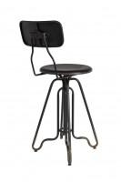 Stoelen Ovid counter stool Dutchbone