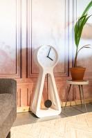 Decoratie Humongous clock Zuiver