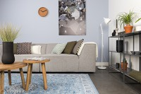 Zetel King sofa Zuiver
