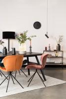 stoel OMG velvet chair Zuiver