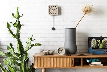 Zuiver Leaning Spiegel : Decoratie bink time zuiver
