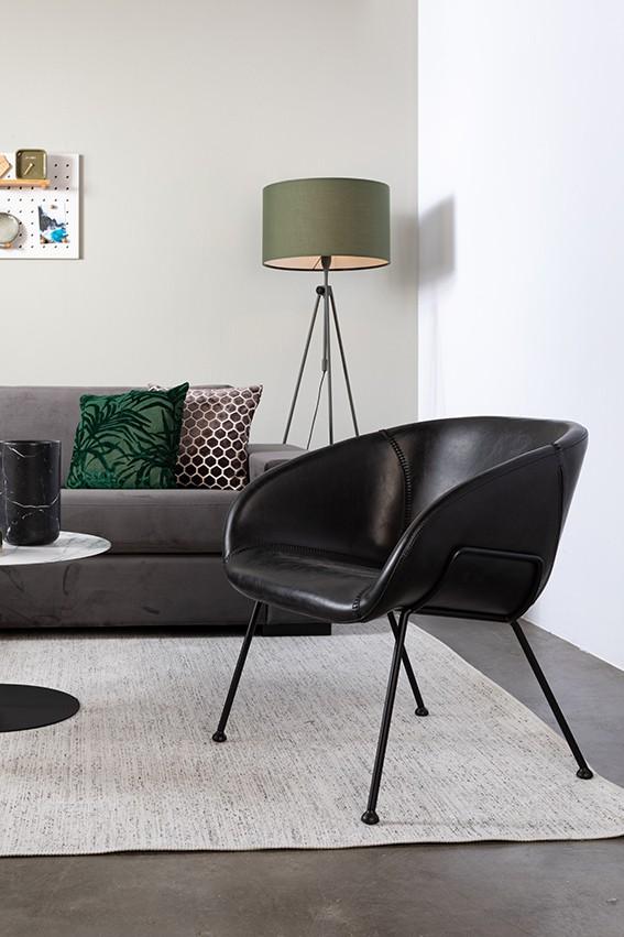 Zetel feston lounge chair zuiver for Lounge zetel