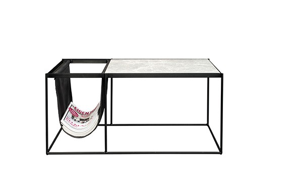 Zuiver Marble Tafel : Tafel kansas coffee table zuiver