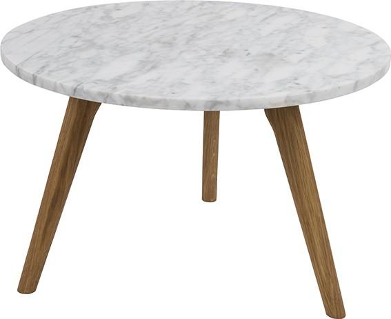 Zuiver Marble Tafel : Tafel white stone zuiver